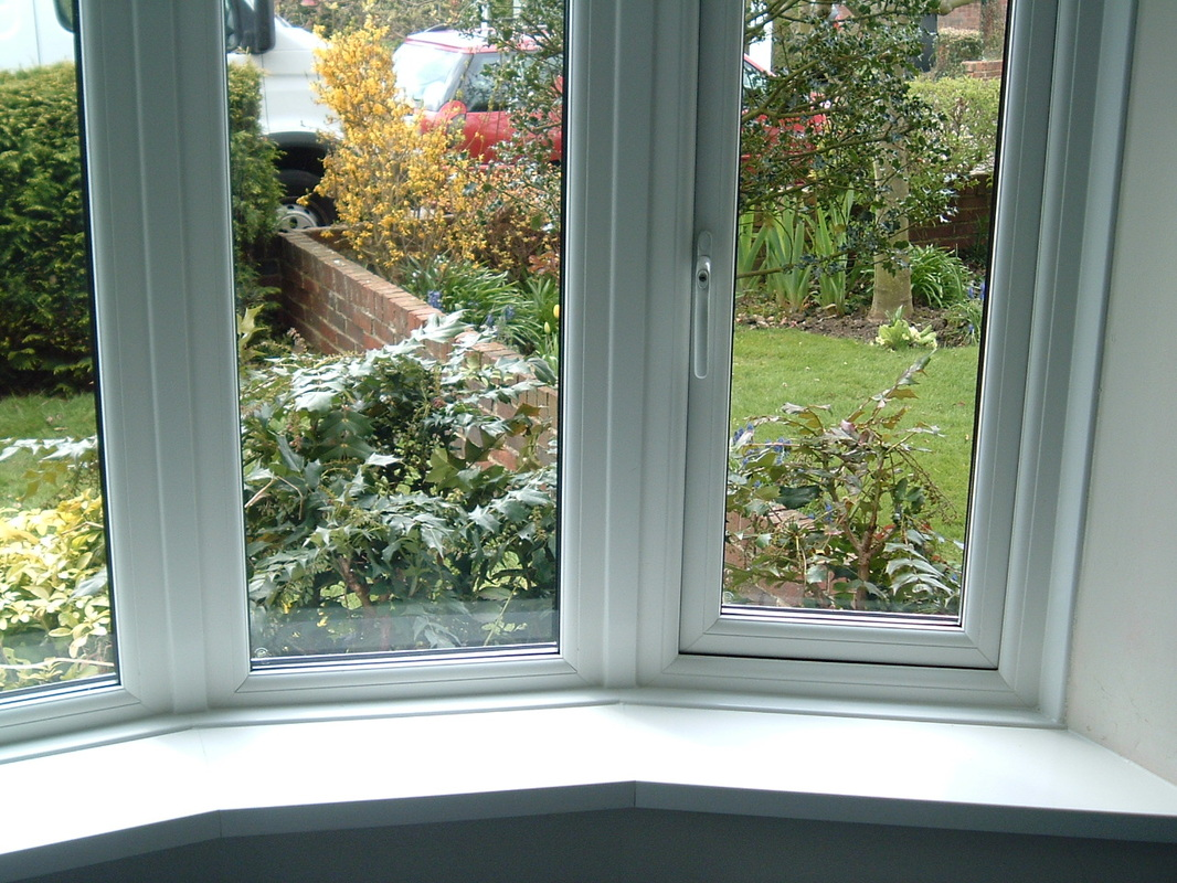 Upvc Bay Window Double Glazed Kent Home Improvements