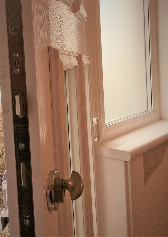 Solid core composite doors - Kent Home Improvements 01843 299000