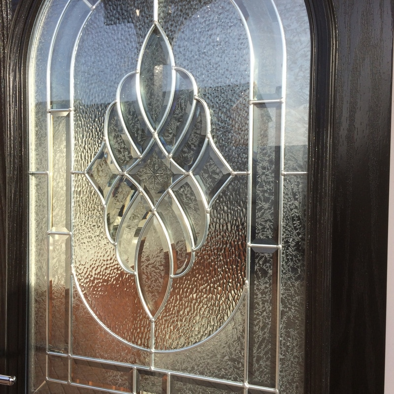 Manhattan Door Pair With Bevelled Clear Glass And Fully Primed & Manhattan Doors Uk u0026 Bevelled Glass